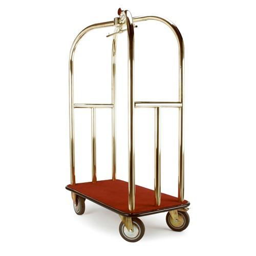 Reward Luggage Trolley - Stainless Steel   Reward Trolleys for ...